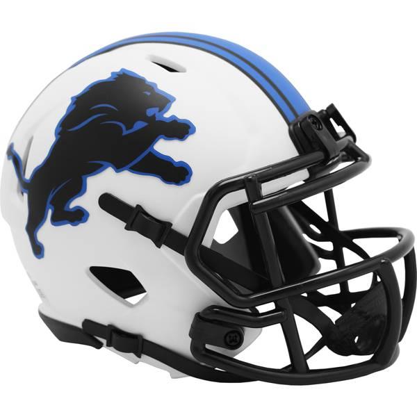 Riddell Detroit Lions Eclipse Mini Helmet product image