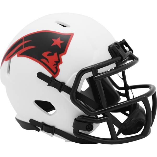 Riddell New England Patriots Eclipse Mini Helmet product image