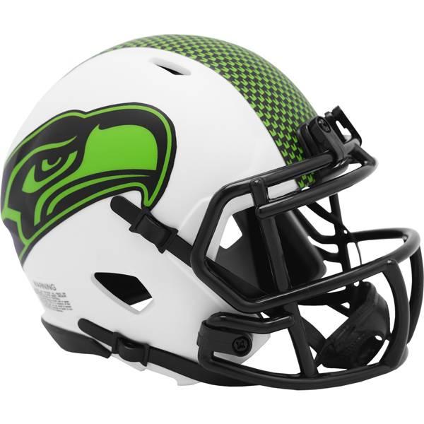 Riddell Seattle Seahawks Eclipse Mini Helmet product image