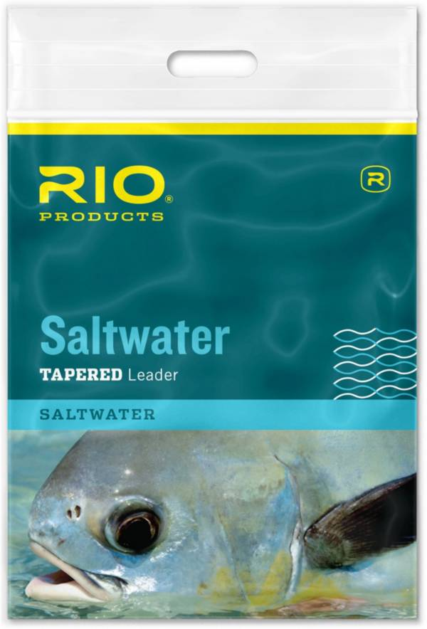 RIO Knotless Saltwater Leader product image
