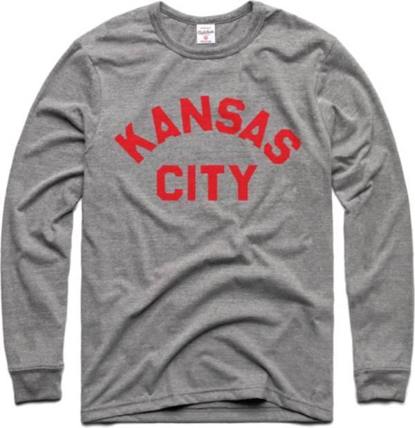 Charlie Hustle Kansas City Grey T-Shirt product image