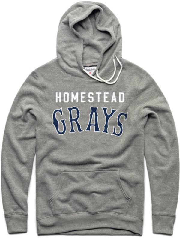 Charlie Hustle Homestead Grays Grey Museum Hoodie product image