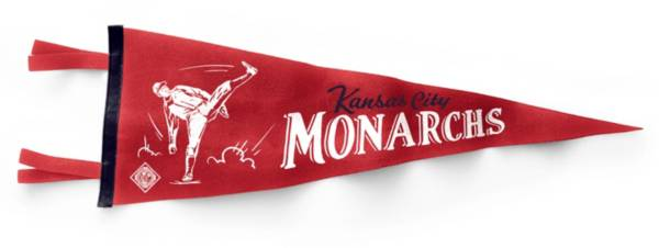 Charlie Hustle Kansas City Monarchs Red Museum Pennant product image