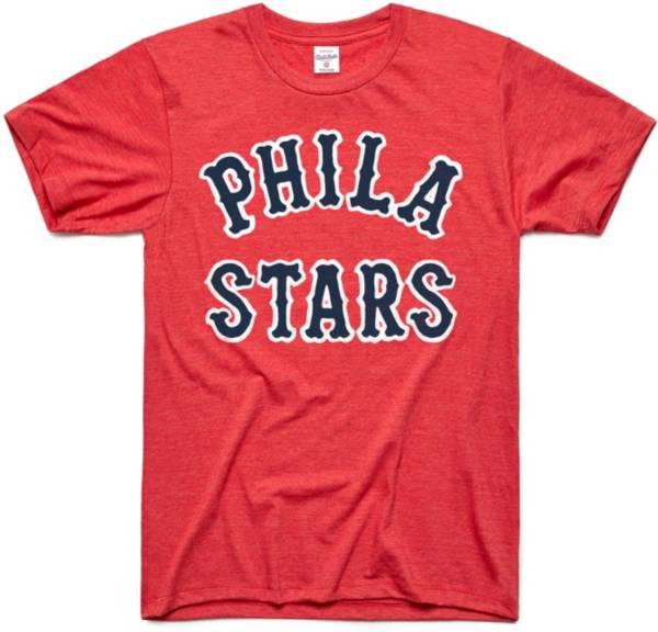 Charlie Hustle Philadelphia Stars Red Museum T-Shirt product image