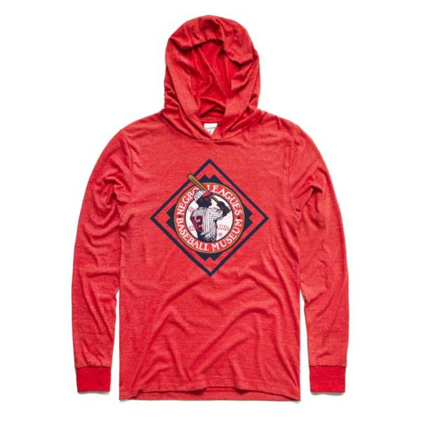Charlie Hustle Negro League Baseball Museum  Red Pullover Hoodie product image