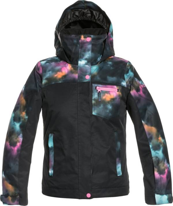 Roxy Girls' Cloud Nine Snow Jacket product image