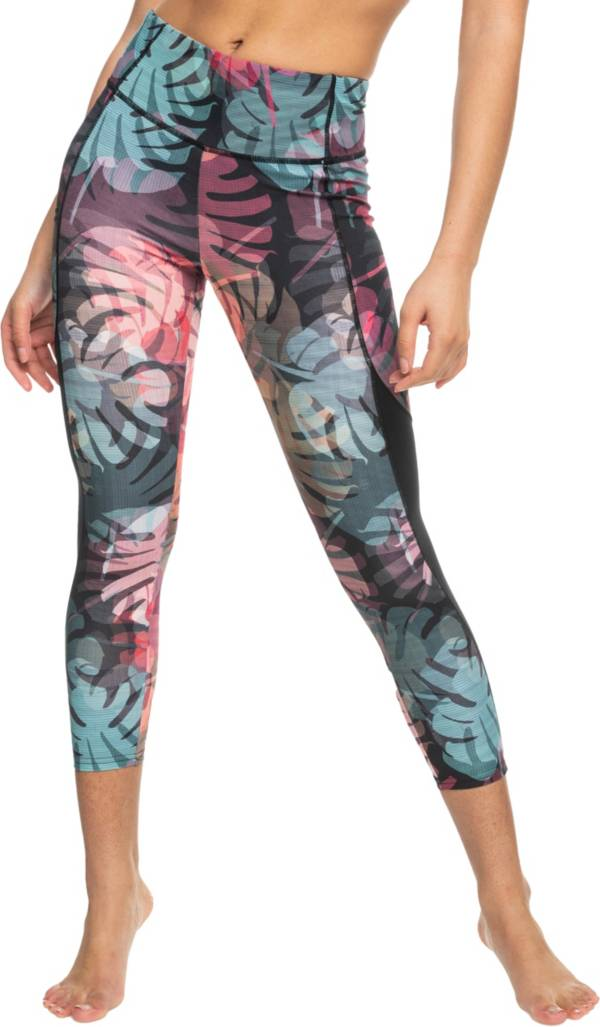Roxy Women's Back Of My Mind Workout Leggings product image