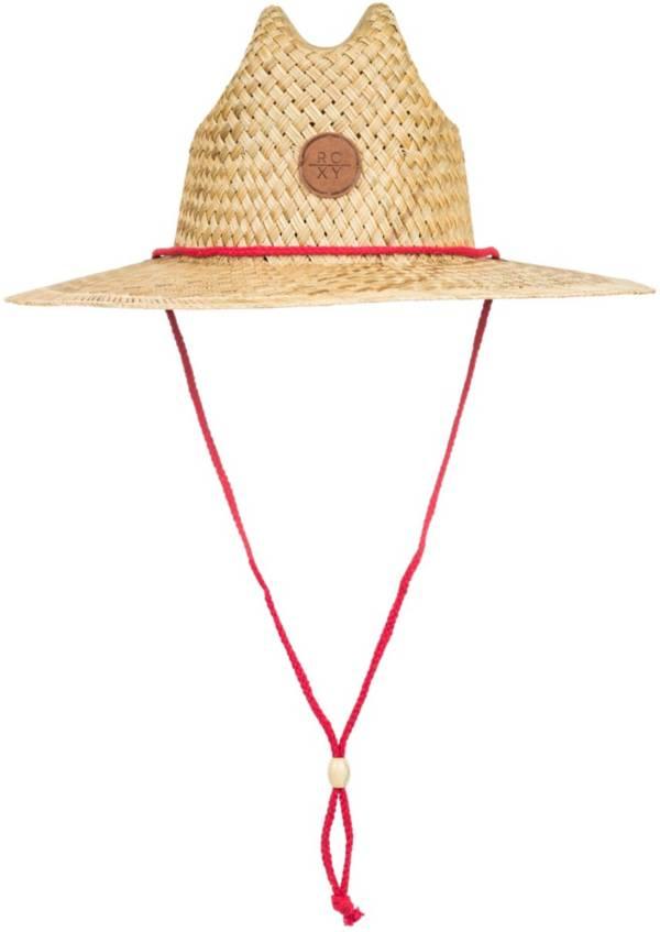 Roxy Women's Sunshine On My Mind Straw Sun Hat product image