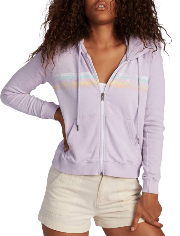 Roxy Women's Easy Evening A Zip-Up Hoodie product image