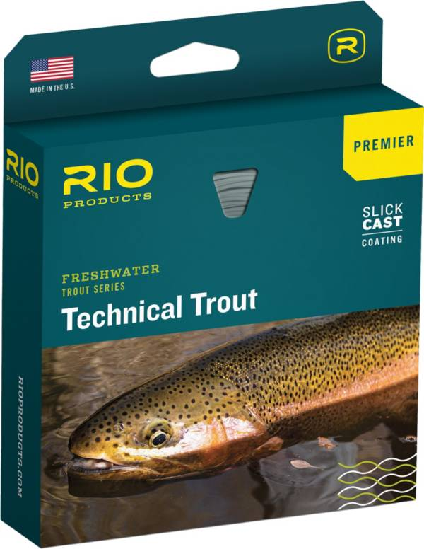 RIO Technical Trout Double Taper Fly Line product image