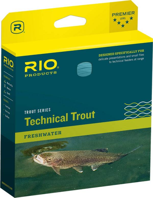 RIO Technical Trout Weight Forward Fly Line product image