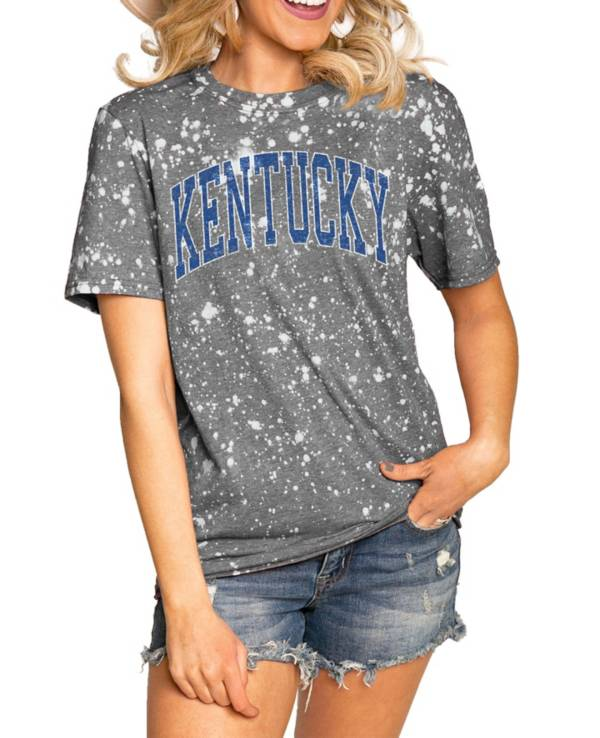 Gameday Couture Kentucky Wildcats Grey Bleached T-Shirt product image
