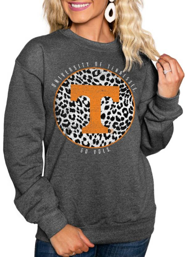 Gameday Couture Women's Tennessee Volunteers Grey Cozy Crewneck Hoodie product image