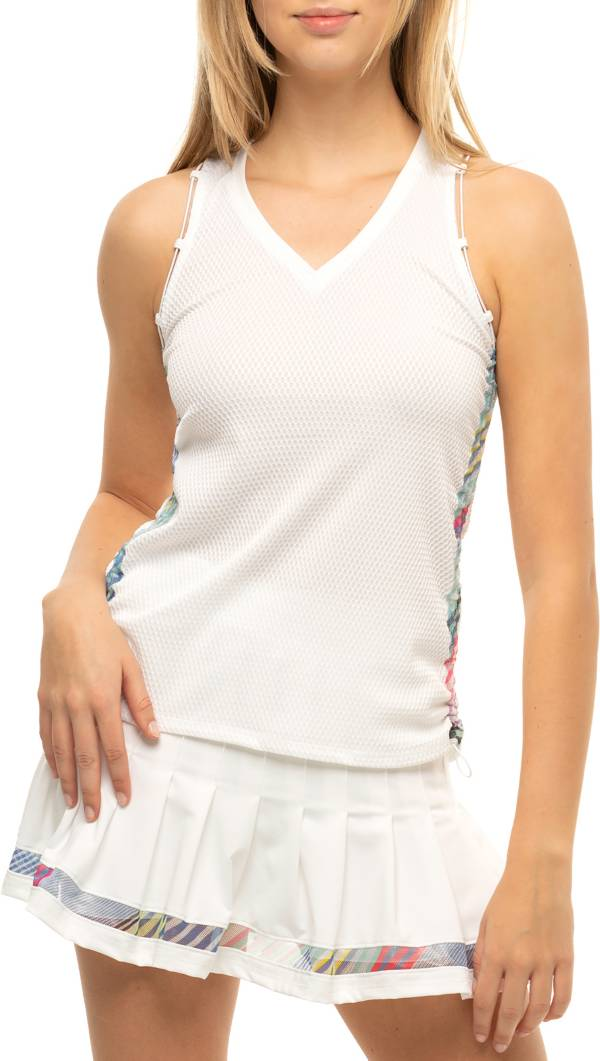 Title:  Lucky In Love Women's I Sheer Can Tank Top product image