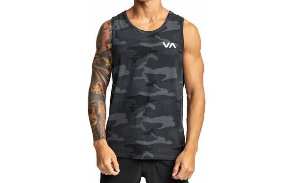 RVCA Men's Sport Vent Tank Top product image