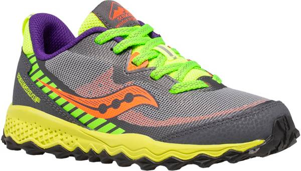 Saucony Kids' Peregrine 11 Shield Shoes product image