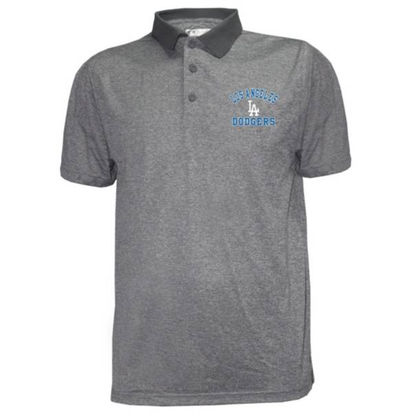 Stitches Men's Los Angeles Dodgers Poly Polo product image