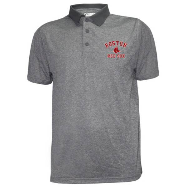 Stitches Men's Boston Red Sox Poly Polo product image