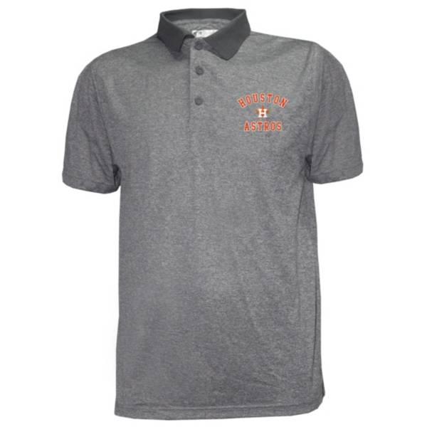 Stitches Men's Houston Astros Poly Polo product image