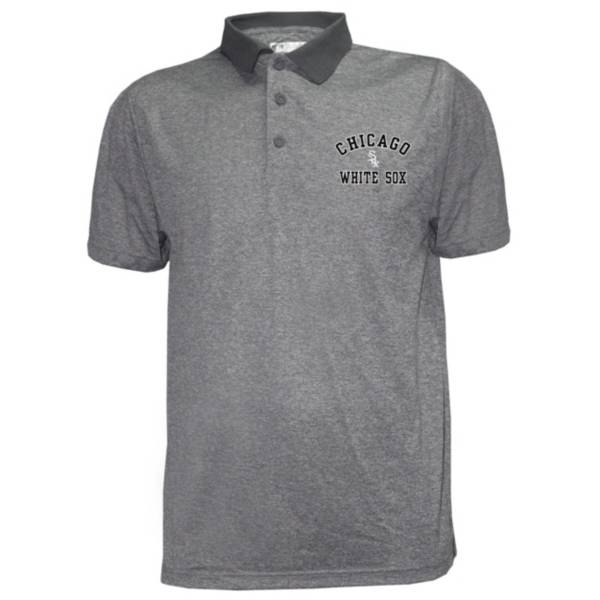 Stitches Men's Chicago White Sox Poly Polo product image