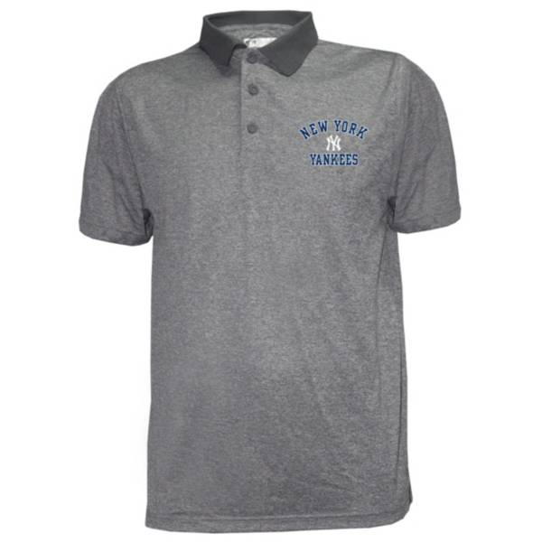 Stitches Men's New York Yankees Poly Polo product image