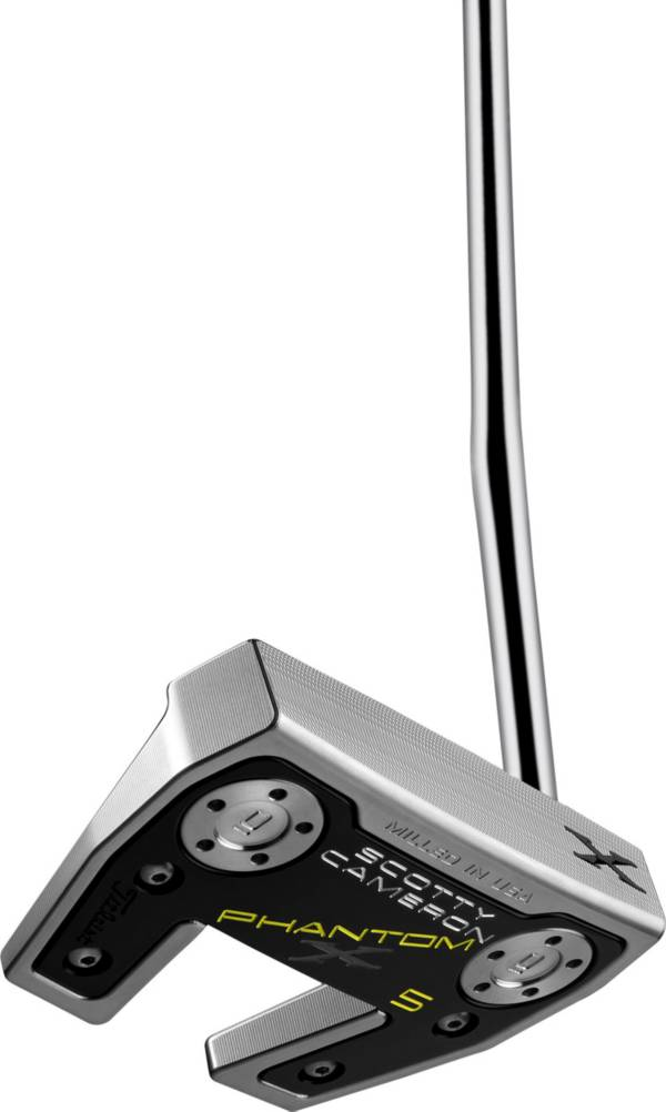 Scotty Cameron 2021 Phantom X Custom Putter product image