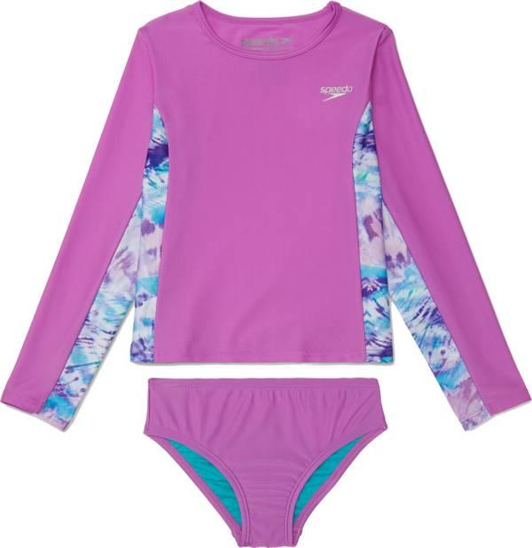 Speedo Toddler Sport Splice One Piece Swimsuit product image