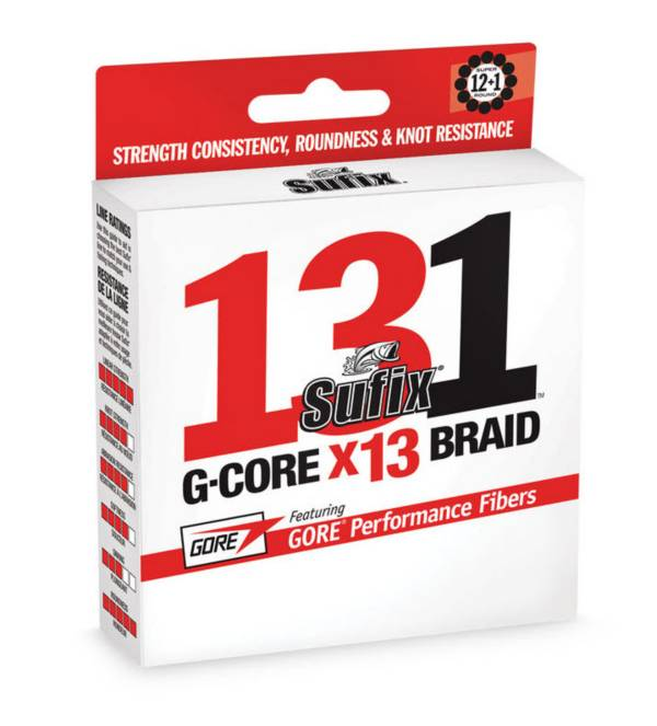 Sufix 131 Braided Fishing Line product image