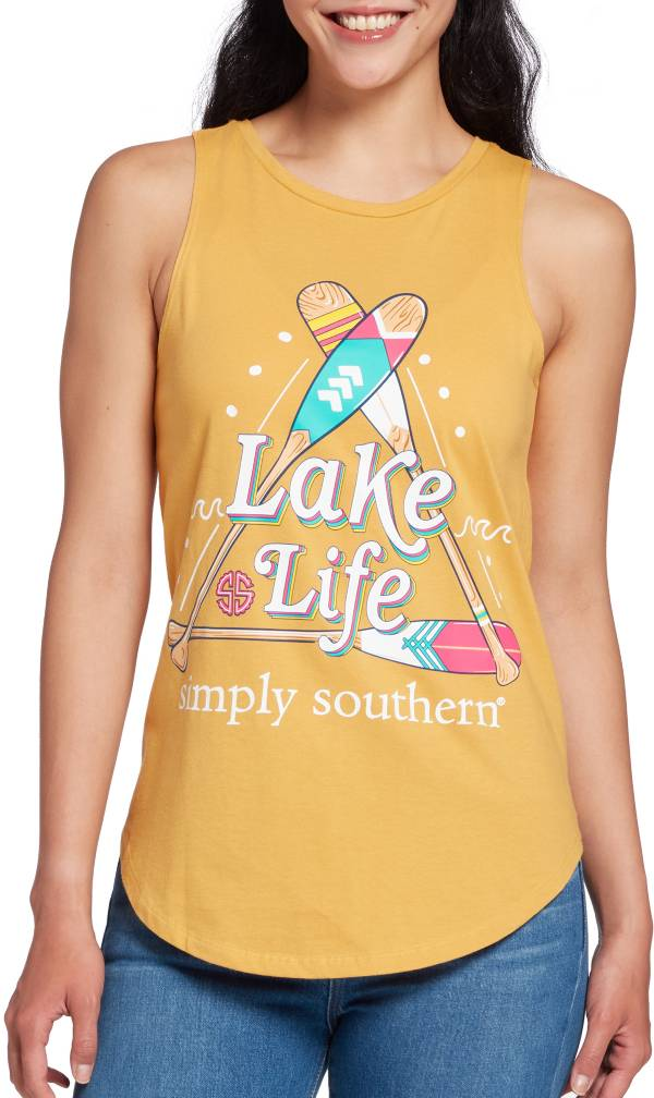 Simply Southern Women's Lake Life Tank Top product image