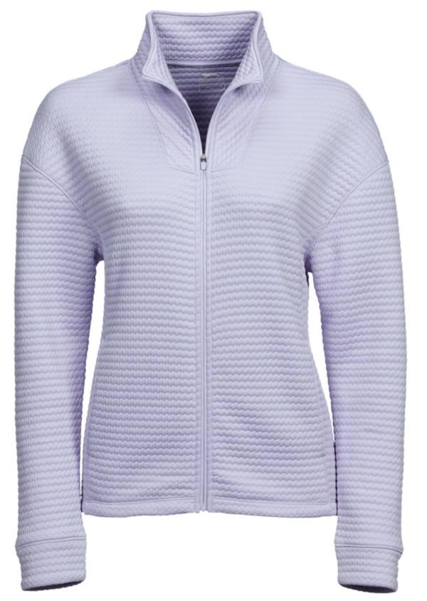 Slazenger Women's Embossed Full Zip Golf Jacket product image
