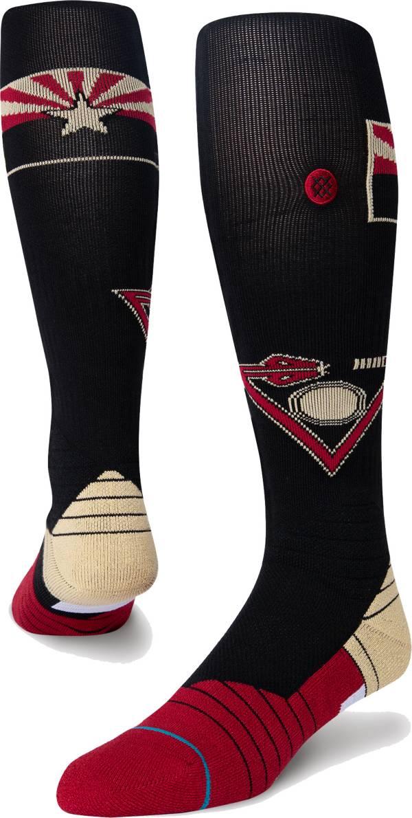 Stance Men's Arizona Diamondbacks 2021 City Connect Socks product image