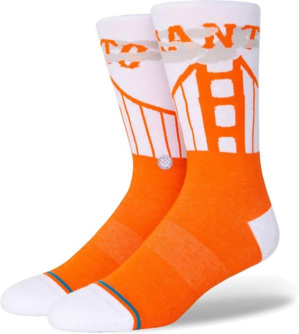 Stance Men's San Francisco Giants 2021 City Connect Crew Socks product image