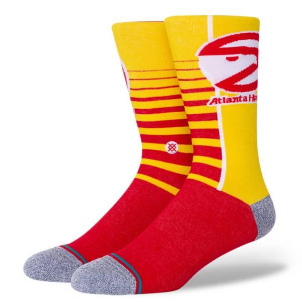 Stance Atlanta Hawks Hardwood Classic Gradient Socks product image