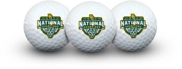 Team Effort Baylor National Champions Golf Balls – 3 Pack product image