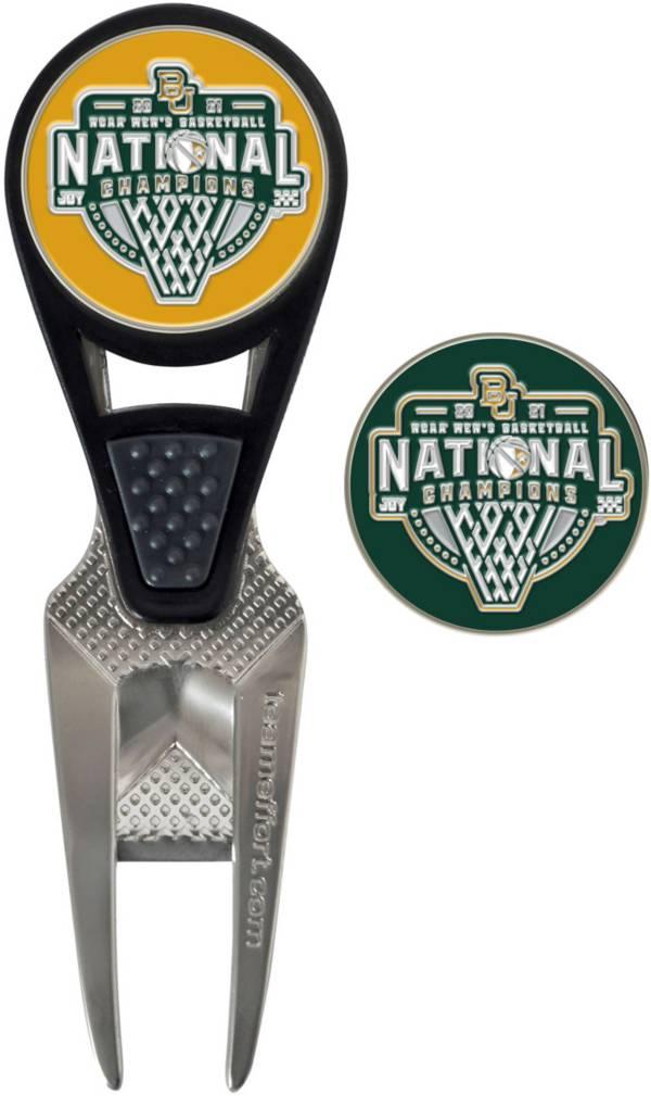 Team Effort Baylor National Champions CVX Ball Mark Repair Tool product image