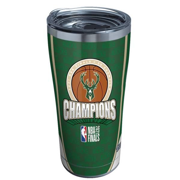 Tervis 2021 NBA Champions Milwaukee Bucks 20 oz. Tumbler product image