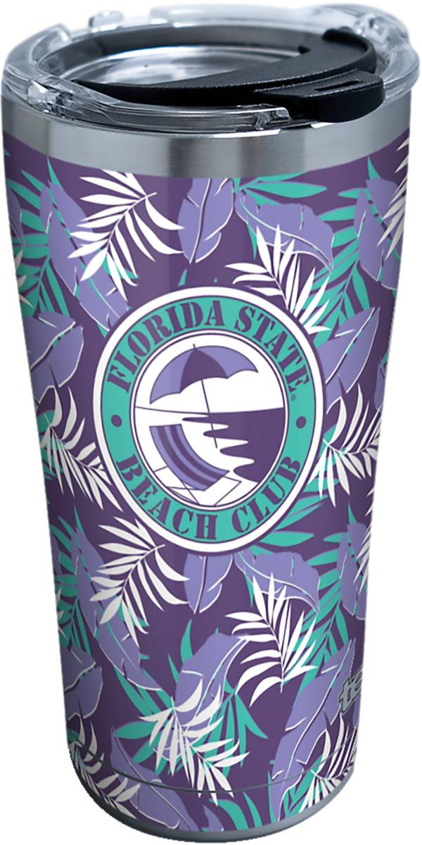 Tervis Florida State Seminoles Beach Club Leaves 20 oz. Stainless Steel Tumbler product image