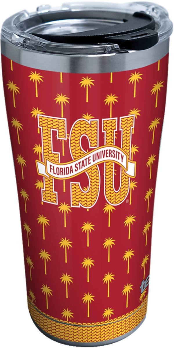 Tervis Florida State Seminoles Beach Club Palm 20 oz. Stainless Steel Tumbler product image