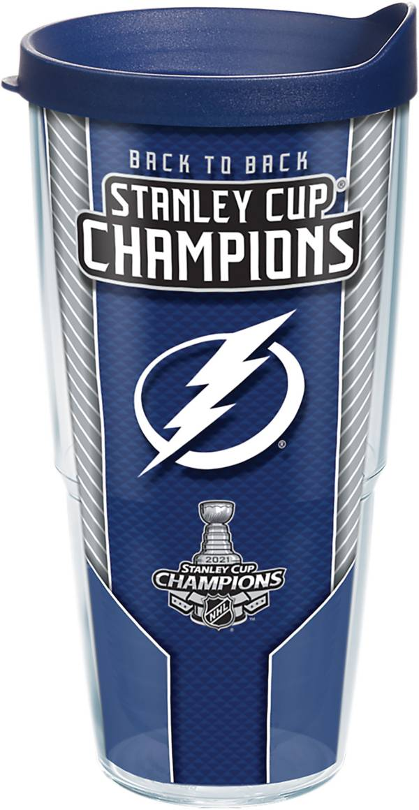 Tervis 2021 Stanley Cup Champions Tampa Bay Lightning 24oz. Tumbler product image