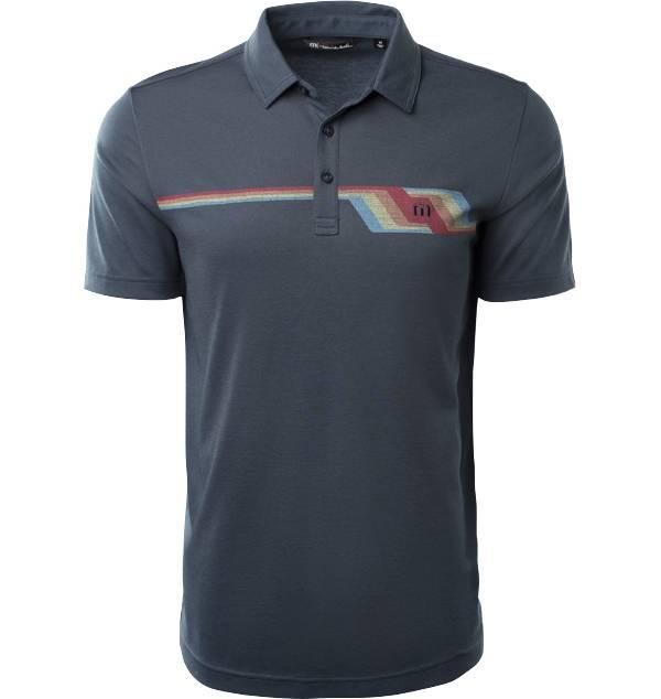 TravisMathew Men's BYOB Short Sleeve Golf Polo product image