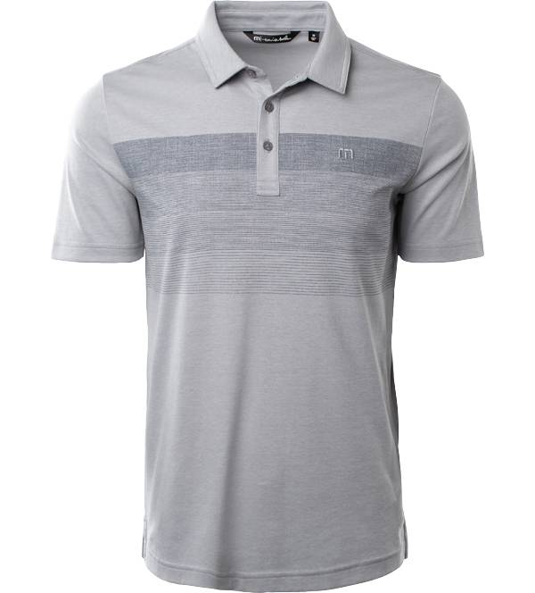 TravisMathew Men's Clink And Drink Short Sleeve Golf Polo product image