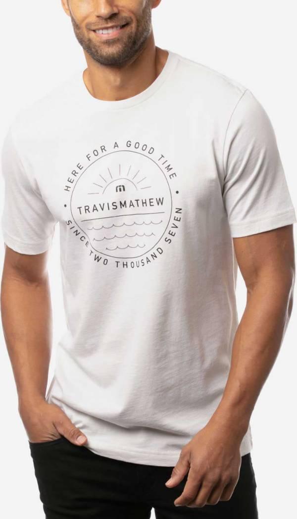 TravisMathew Men's Gusty Golf Shirt product image