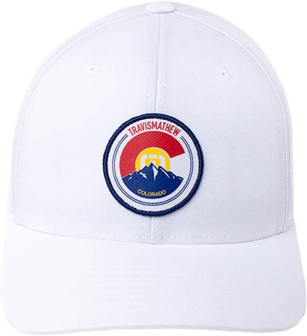 TravisMathew Men's All The Powder Golf Hat product image
