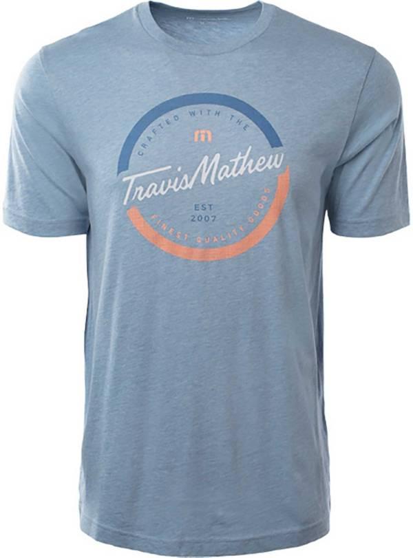 TravisMathew Men's Mixologist Short Sleeve T-Shirt product image