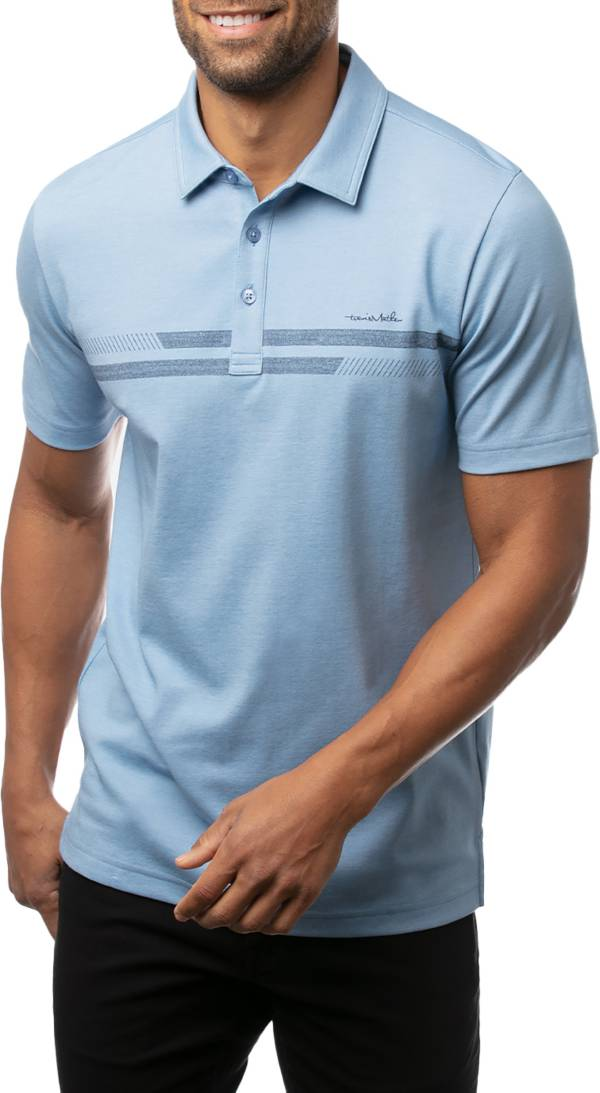 Travis Mathew Men's Private Pool Golf Polo product image