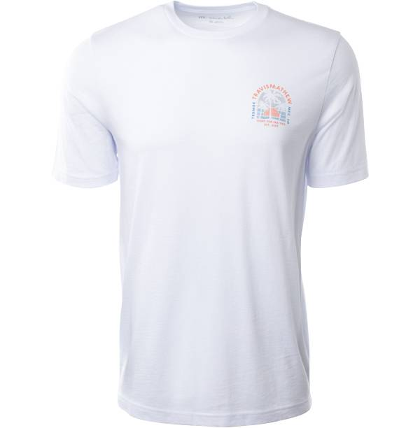 TravisMathew Men's Superyacht Short Sleeve Golf T-Shirt product image