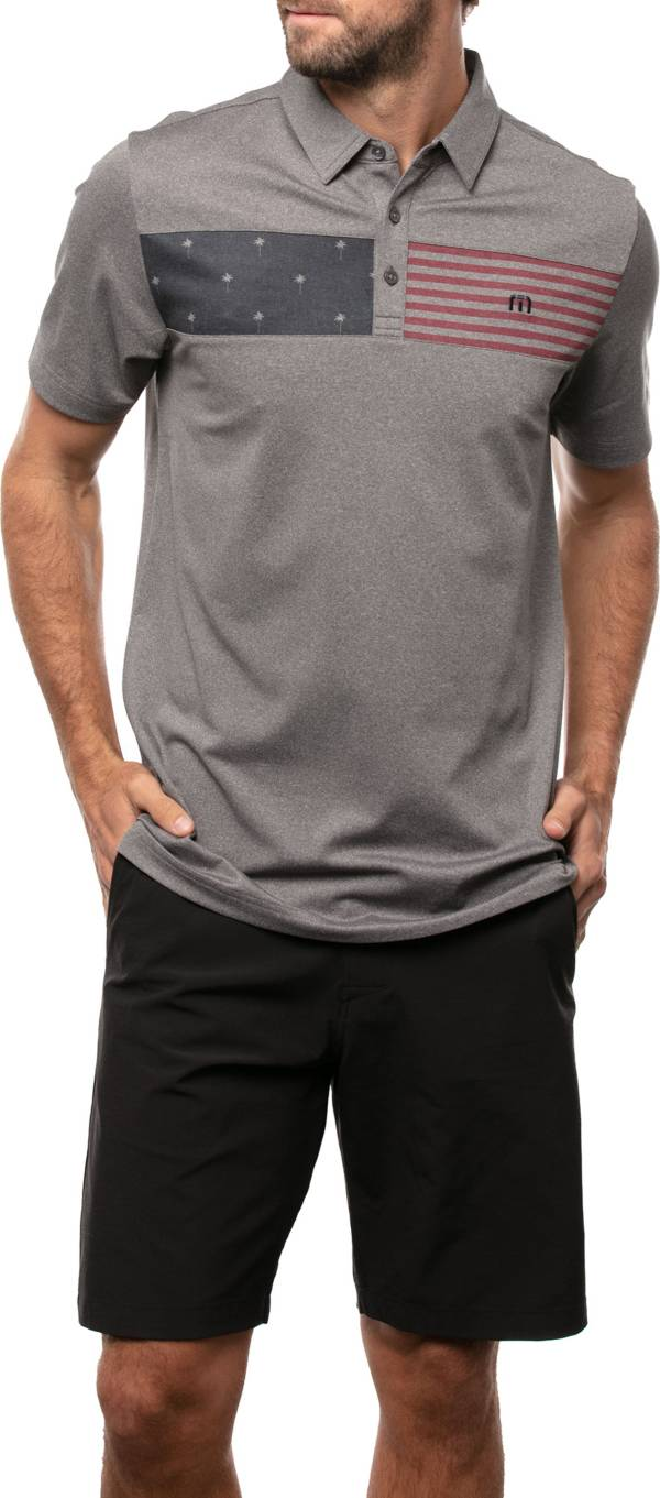 Travis Mathew Men's Out for The Night Polo product image