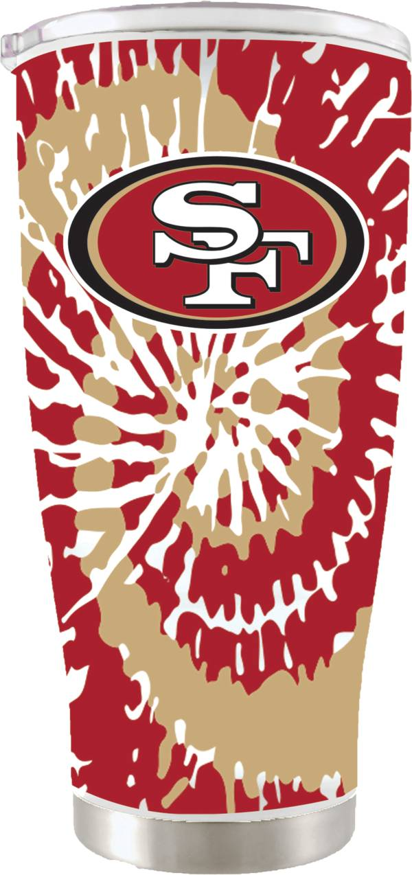 The Memory Company San Francisco 49ers 20 oz. Tie Dye Tumbler product image