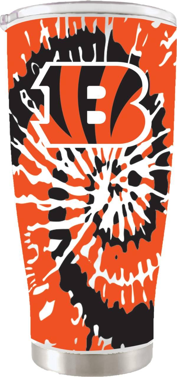 The Memory Company Cincinnati Bengals 20 oz. Tie Dye Tumbler product image