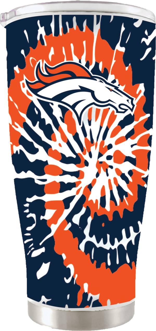 The Memory Company Denver Broncos 20 oz. Tie Dye Tumbler product image